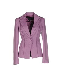 Class Roberto Cavalli Suits And Jackets Blazers Women Mauve