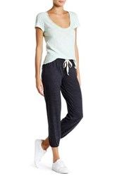 Nation Ltd. Medora Capri Jogger Gray