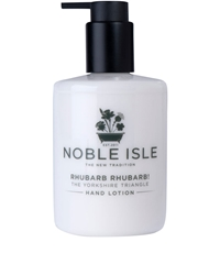 Rhubarb Rhubarb The Yorkshire Triangle Hand Lotion 250Ml Noble Isle