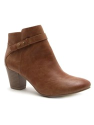 Qupid Rix Akle Boot Camel