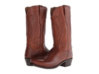 Lucchese Cole Tan Cowboy Boots