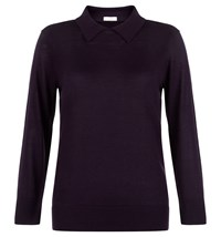 Hobbs Laila Sweater Purple