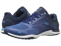 Ryka Grafik 2 Outer Space Jet Ink Blue Dark Blue Women's Shoes