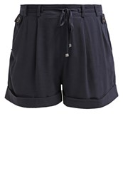 New Look Shorts Navy Dark Blue