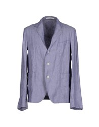 45 R Suits And Jackets Blazers Men Lilac