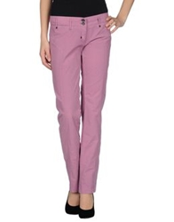 Heaven Two Casual Pants Pastel Pink