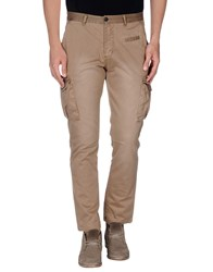 Individual Trousers Casual Trousers Men Khaki