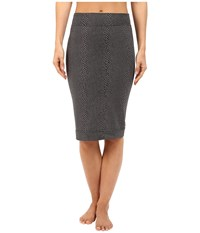 Hard Tail Pencil Skirt Gray Women's Skirt