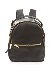 Sophie Hulme Wilson Mini Leather Backpack