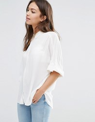 Jdy 3 4 Sleeve Shirt Cloud Dancer White