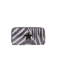 George Gina And Lucy Wallets Steel Grey