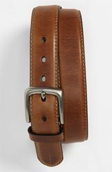 Men's Fossil 'Aiden' Leather Belt