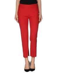 Jo No Fui Casual Pants Red