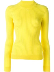 Courra Ges 'Ml01' Jumper Yellow And Orange