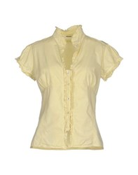 Imperial Star Imperial Shirts Shirts Women Yellow