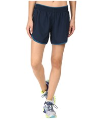 New Balance Accelerate 5 Short Galaxy Women's Shorts Navy