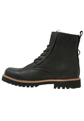 Shoe The Bear Walker Winter Boots Black