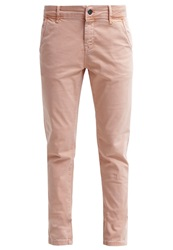 Pepe Jeans Penny Chinos Mauve Pink Rose