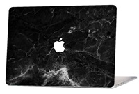 Black Marble Macbook Decal Macbook Stickers Macbook By Skunkwraps