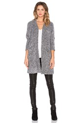 Bella Luxx Boucle Oversized Cardigan Cream