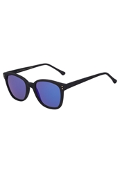 Komono Renee Sunglasses Black Blue