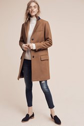Anthropologie Parker Coat Oyster
