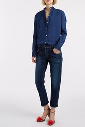 Citizens Of Humanity Emerson Slim Boyfriend Jeans Blue