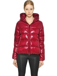 Duvetica Thiacinque Shiny Nylon Down Jacket