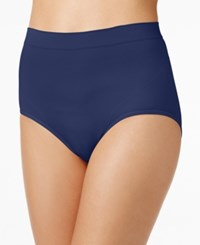 Vanity Fair Seamless Smoothing Brief 13264 Times Square Navy