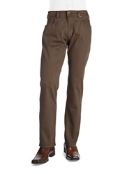 Bugatti Nevada Corduroy Pants Brown