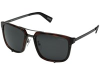 Lanvin Sln045 Brown Grey Fashion Sunglasses