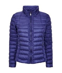 Maxmara Weekend Down Puffer Jacket Blue
