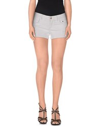 Siviglia Denim Denim Shorts Women White