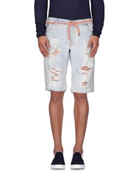 Imperial Star Imperial Denim Denim Bermudas Men Blue