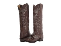 Stetson Adeline Burnished Brown Women's Boots
