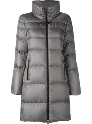 Fay Padded Coat Grey