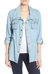 Women's Kut From The Kloth 'Chase' Denim Jacket