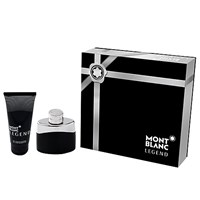 Montblanc Legend 50Ml Eau De Toilette Fragrance Gift Set