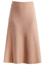 Banana Republic Aline Skirt Golden Grain Camel