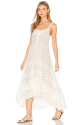 Spell And The Gypsy Collective Prairie Sun Dress White