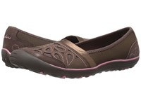 Skechers Earth Fest Repurpose Chocolate Women's Slip On Shoes Brown