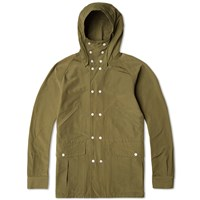 Sassafras Blower Bud Coat Green