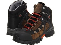 Timberland Hyperion Wp Xl Safety Toe Brown Men's Work Boots