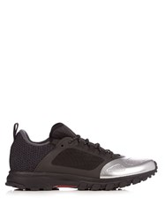 Adidas By Stella Mccartney Adizero Xt Trainers Black Silver