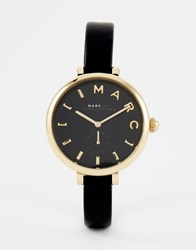 Marc By Marc Jacobs Sally Black Face Mj1416 Watch