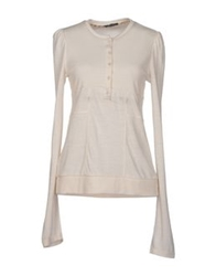 Divina Sweaters Ivory