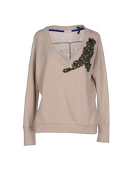 Le Ragazze Di St. Barth Sweaters Dove Grey