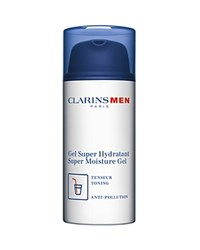 Clarins Men Super Moisture Gel No Color