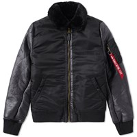 Alpha Industries B3 M Jacket Black