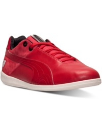Puma Men's Future Cat Sf Lifestyle 10 Casual Sneakers From Finish Line Scooter Red Blue